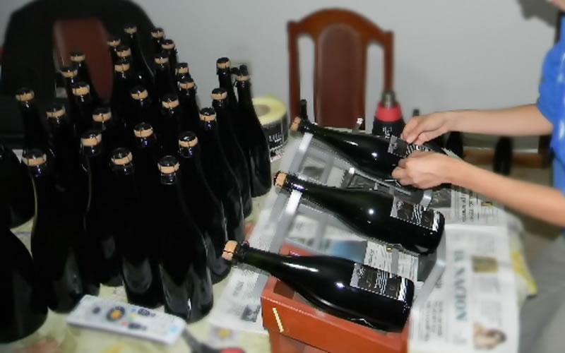 Burbujas de Altura • Proceso: Etiquetado manual